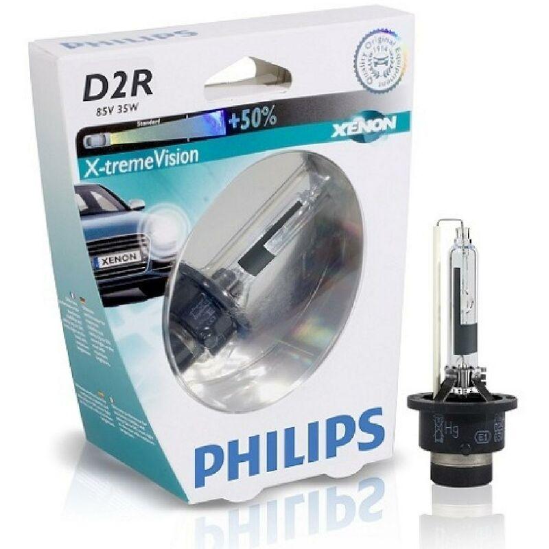 1 ampoule Xenon D2R Xtrem Vision 12V -85126XVS1-