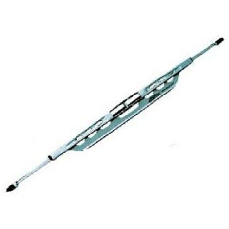 1 Balai Essuie-Glace - Metallique - 45cm - Argent - 18 pouces