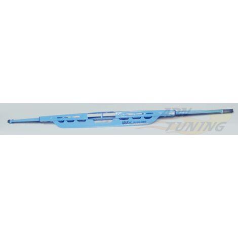 1 Balai Essuie-Glace - Metallique - 50cm - Bleu