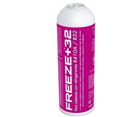 "main image of ""1 Botella Gas Ecologico Refrigerante Freeze Organico +32 350Gr Sustituto R32, R410A"""