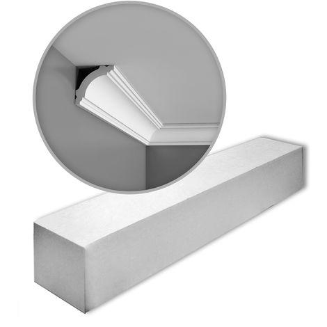 "main image of ""1 Box 45 pieces Cornices Mouldings 90 m Orac Decor CB510 BASIXX"""
