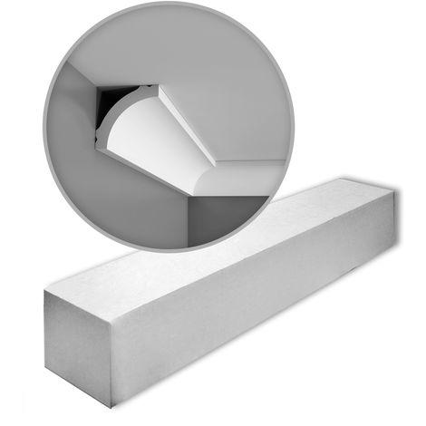 1 Box 10 pieces Cornices Mouldings 20 m Orac Decor CB521 BASIXX