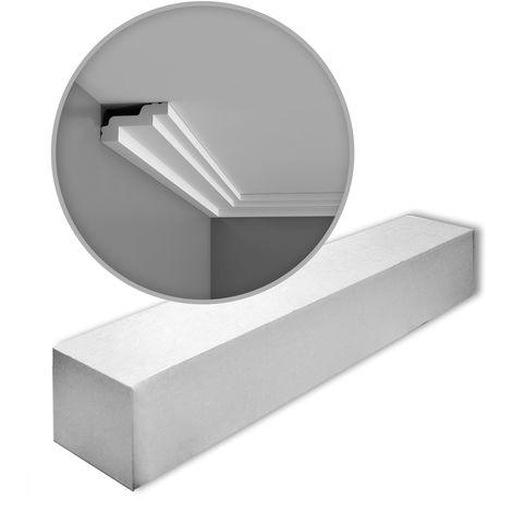 "main image of ""1 Box 45 pieces Cornices Mouldings 90 m Orac Decor CB531 BASIXX"""