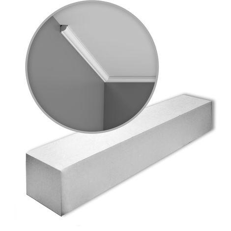 1 Box 10 pieces Cornices Mouldings 20 m Orac Decor CX132 AXXENT