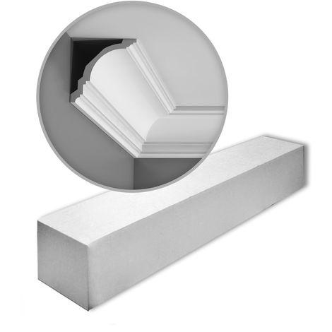 1 Box 13 pieces Cornices Mouldings 26 m Orac Decor CX106 AXXENT