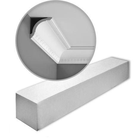 1 Box 14 pieces Cornices Mouldings 28 m Orac Decor CX128 AXXENT