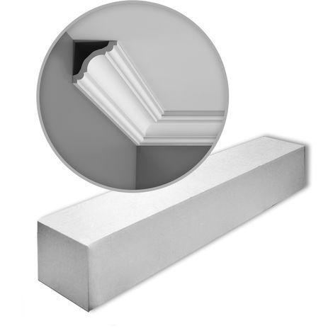 1 Box 24 pieces Cornices Mouldings 48 m Orac Decor CX123 AXXENT
