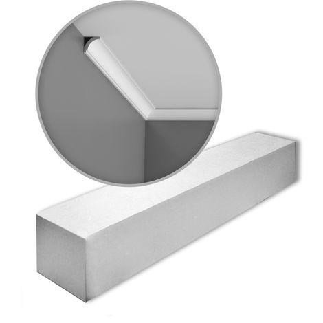 1 Box 40 pieces Cornices Mouldings 80 m Orac Decor CX115 AXXENT