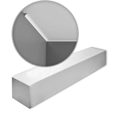 1 Box 55 pieces Cornices Mouldings 110 m Orac Decor C250 LUXXUS
