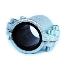 """1"""" bsp malleable pipe repair clamp fittings for steel pipes leak fix"""