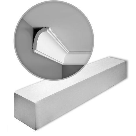 1 caja 10 piezas Cornisas Molduras Perfiles 20 m Orac Decor CB523 BASIXX
