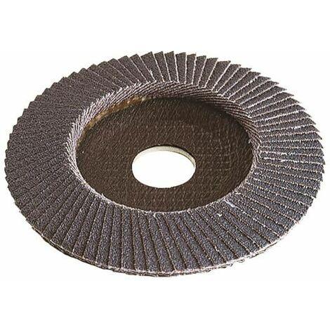 1 disco de láminas abrasivas zirconio/corindón para amoladora angular GR 40 Ø 125 cartón
