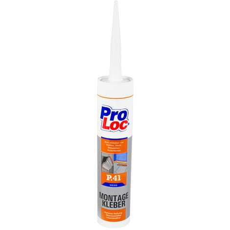 "main image of ""1 Kartusche   Montagekleber   Acryl   hohe Haftung   ProLoc   P41"""
