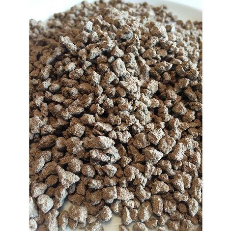 1 kg de alimento para peces Hermetia Illucens en gránulos de -1 mm