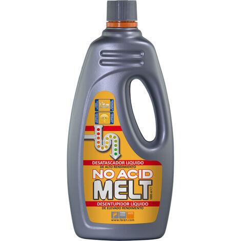 1 L desatascador líquido concentrado Melt no acid (Faren 3LS001SPPT)