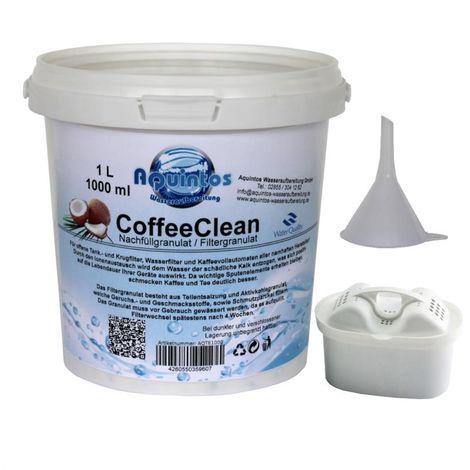 1 L Nachfüllgranulat Filtergranulat AQEH1000 für WMF Wasserfilter