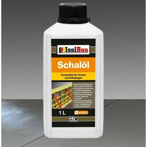 1 L Schalöl Professional Schaloel Trennmittel Betontrennmittel Schalungsöl HQ