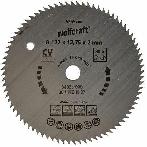 1 lame de scie circulaire (6255000)