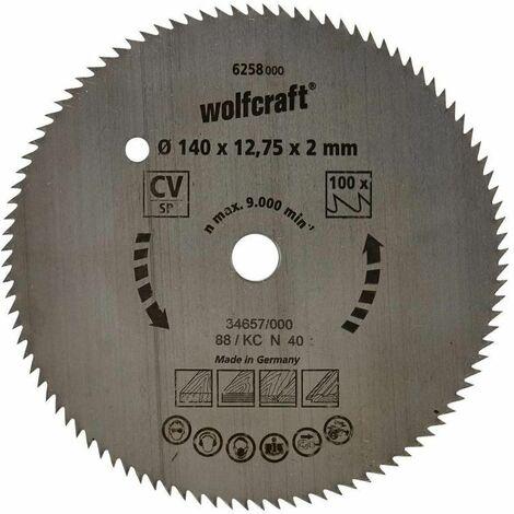 1 lame de scie circulaire (6258000)