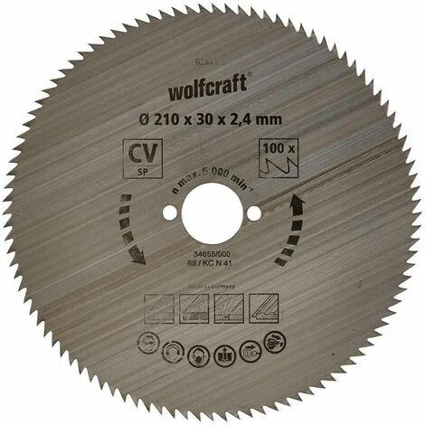 1 lame de scie circulaire (6281000)