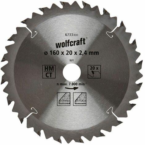 1 lame de scie circulaire (6739000)