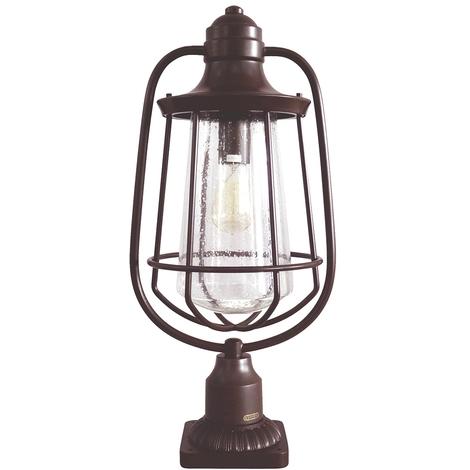 1 Light Outdoor Pedestal