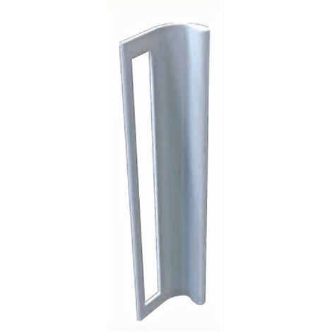 1 Manilla Perfil de Corredera KLOSE besser (Blanco Ral 9016) Aluminio