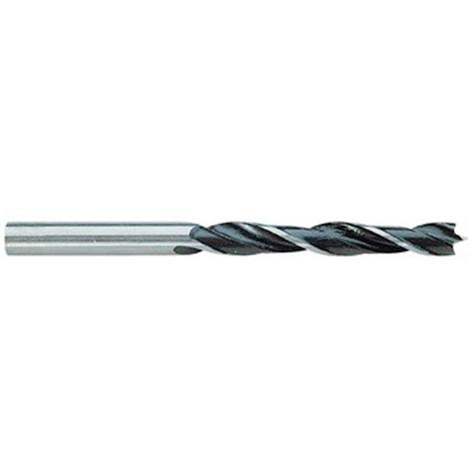 1 mèche à Bois 3P Standard D. 10 x Lt. 300 x Lu. 180 mm x Q. Cylindrique - 13010100030 - Hepyc