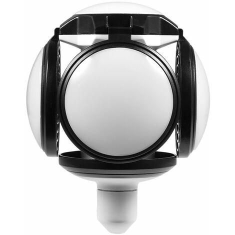 1 PCS LED Garage éclairage Soccer Forme économie D'énergie Atelier éclairage 4800LM 60 W Déformable Garage Lumière LLDUK-ZQ0000101