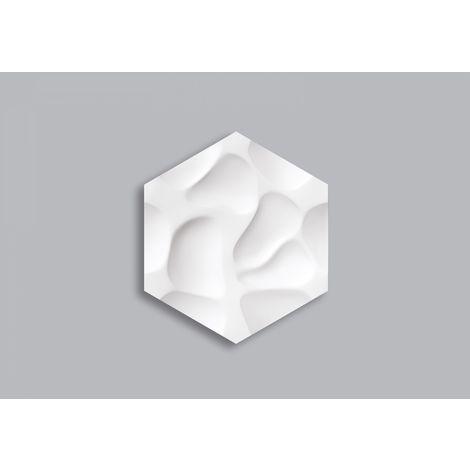 1 Pieza Panel 3D Decorativo de Poliuretano CORAL