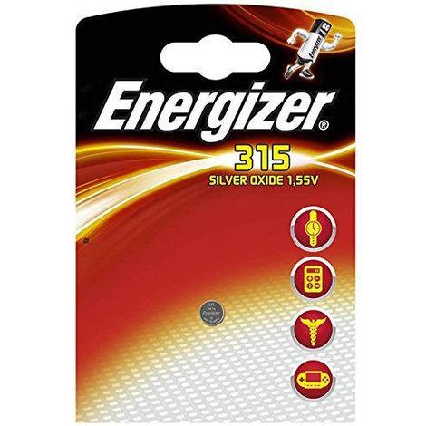 1 Pile 315 Silver ENERGIZER