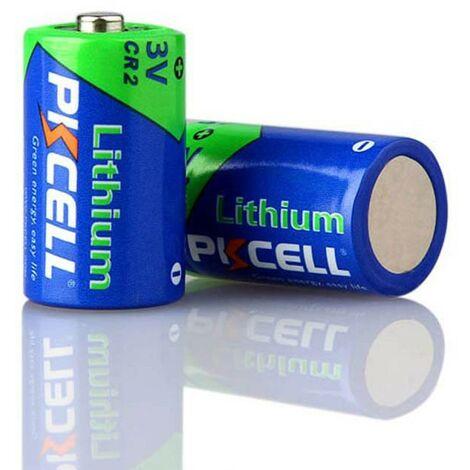 "main image of ""1 Pile CR2 Lithium 3V PKCell"""