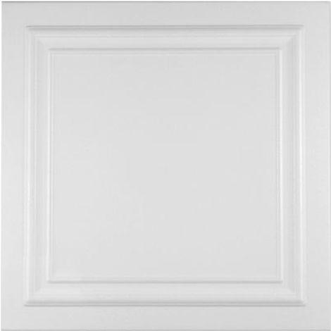 1 qm | Deckenplatten | XPS | formfest | Hexim | 50x50cm | Nr.24