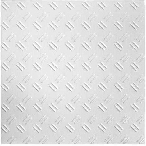 1 qm | Deckenplatten | XPS | formfest | Hexim | 50x50cm | Nr.58