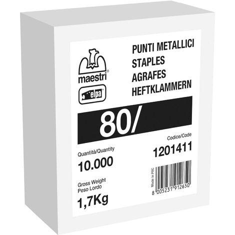 1 SC Di MAESTRI PUNTI ART. 80/14 (PZ.10.000) GALVA