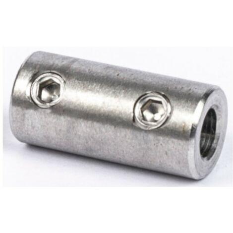 1 serre-câble 4mm inox A4