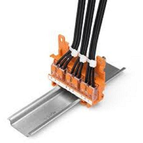 Lot de 50 Borne de connexion connecteur de fil 2 trous 222-412413415