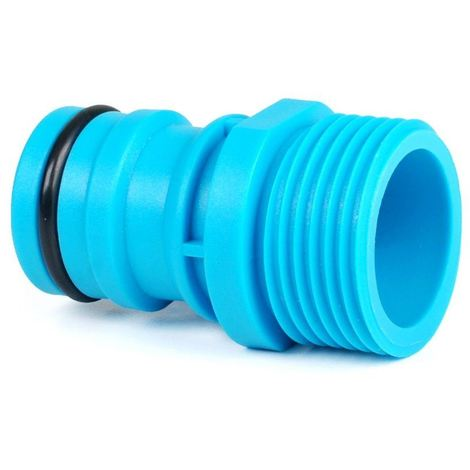 """1"""" thread Male Tap Connector - 1"""" 1inch Quick Connect Heavy Duty Hose Syste..."""
