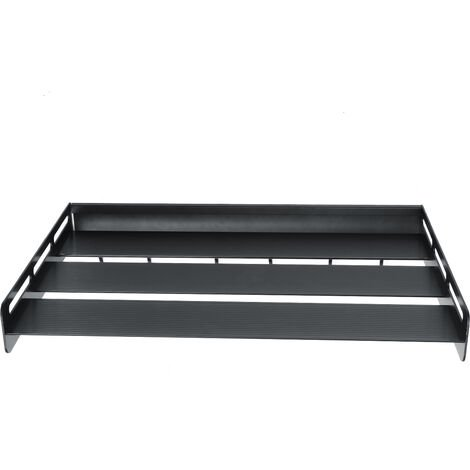 1 Tier 60X39CM Microwave Oven Shelf Storage Rack Wall-Mounted Kitchen Stand