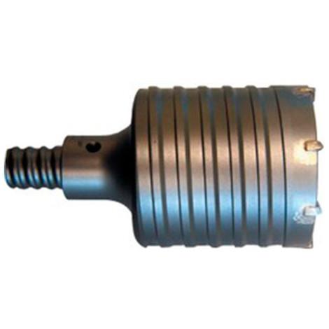 1 Trépan à Béton D. 50 x Lt. 150 x Lu. 80 mm x pour Manchon Q. SDSMAX - 71250000050 - Hepyc