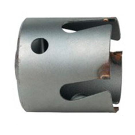 1 Trépan à pointe en métal dur, multi usage D. 80 x Lt. 72 x Lu. 59 mm - 71490000800 - Hepyc - -