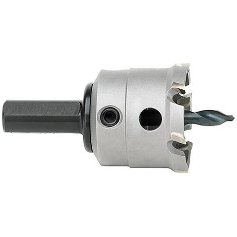 1 trépan métal dur D. 85 x Lt. 67,5 x Lu. 22 mm x Q. Héx - 71010000850 - Hepyc