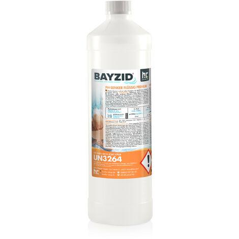 1 x 1 kg 1 Kg Bayzid® pH moins liquide