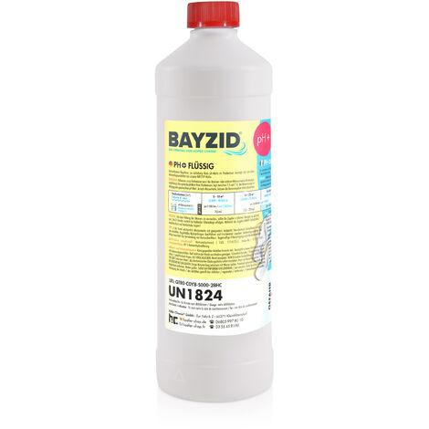 1 x 1 kg Bayzid pH plus liquide