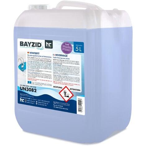 1 x 5 Liter BAYZID® Winterfit Überwinterungsmittel für Pools