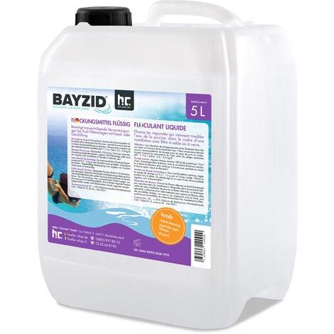 1 x 5 Litre BAYZID® Floculant liquide
