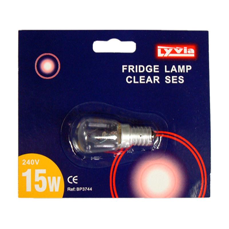 Image of 1 x Dencon 15w E14 Appliance Bulbs- Fridge / Sewing Machine Lamps