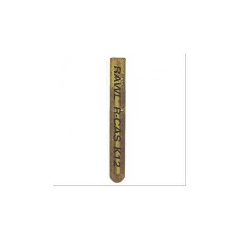 10 ampoules de scellement R-CAS V Diam18xL125mm pour tige Diam16mm