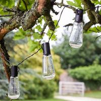 10 Eureka Vintage Lightbulbs