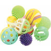 10 jouets multi-formes 4cm - Zolux